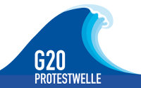 g20 protestwelle