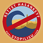 Logo Aktion stoppt Illisu